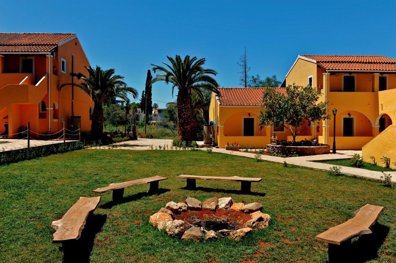 Honigtal auf Korfu - Die schöne Anlage